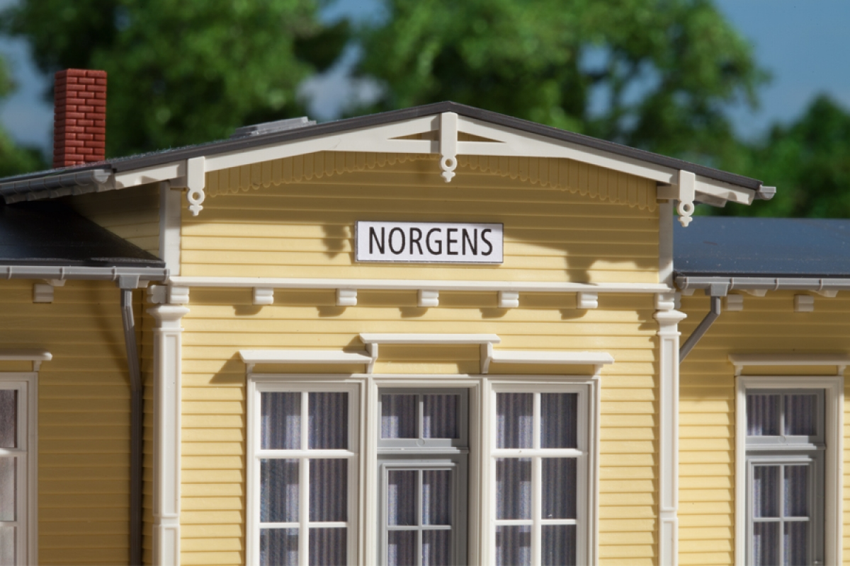 Norgens station